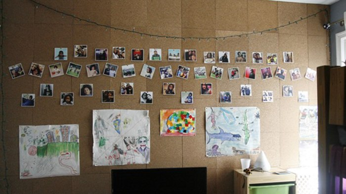 Diy corkboard wall what you need to know for How to make a bulletin board wall