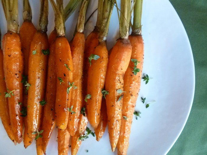 Roasted Carrots And Parsnips With Honey And Balsamic Vinegar Recipes ...