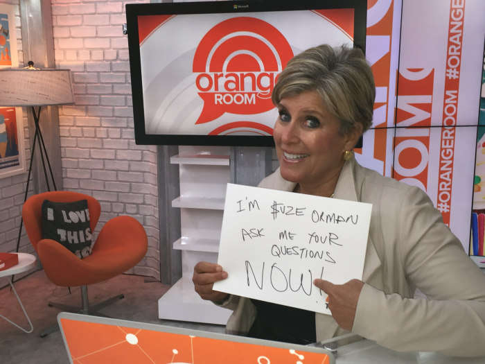 Suze Orman answers 22 questions on student loans, investing and retirement