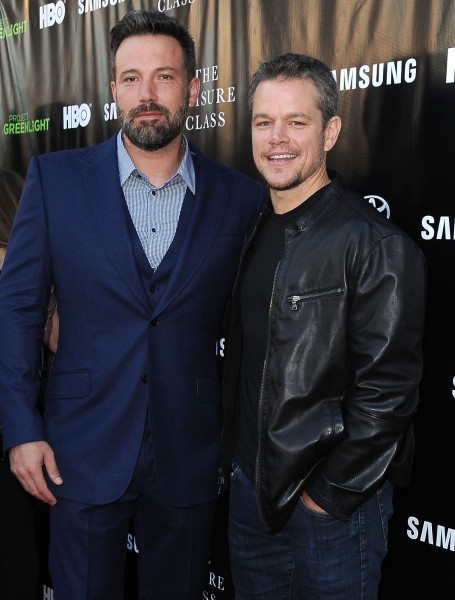 Matt Damon on putting family first: 'It just has to be the ...