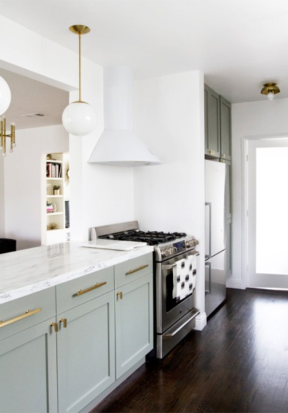 See This Kitchen Go From Lacking To Luxe After A Diy