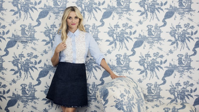 Reese Witherspoon shares Draper James fall collection: Win ... Reese Witherspoon Clothing Line