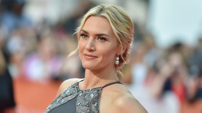 Kate Winslet says 'no'...