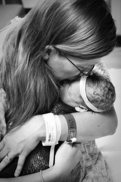Mom Stillbirth Story Today Inline Large Familys Heartbreaking Viral