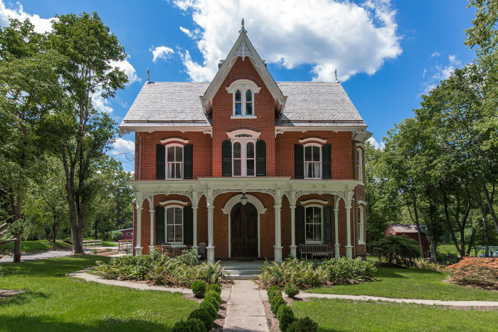 Throwback Look Inside This 135 Year Old Gothic Home