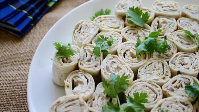 Mexican Tortilla Rollup