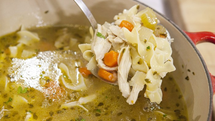 Classic Chicken Noodle Soup Today
