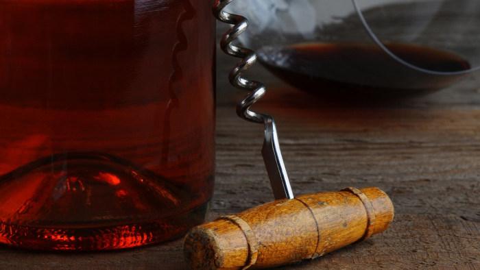Food wine mason jars