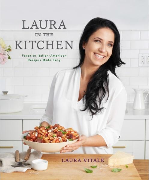 Laura In The Kitchen Recipe Book