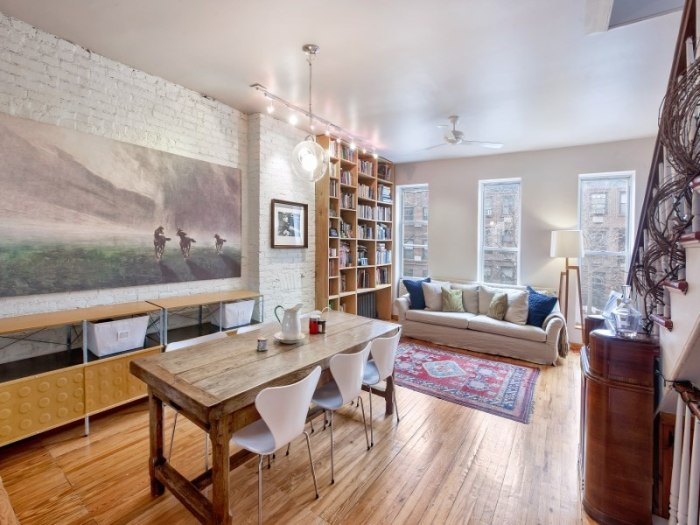 Rose byrne and bobby cannavale buy charming brooklyn for Buy apartment brooklyn ny