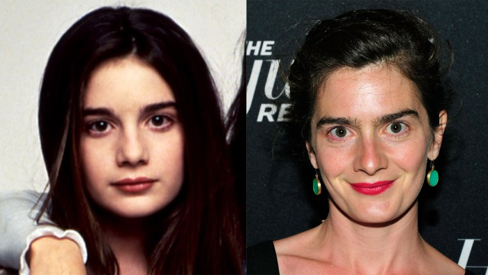 'Now and Then' — then and now: See the film's young leads ...