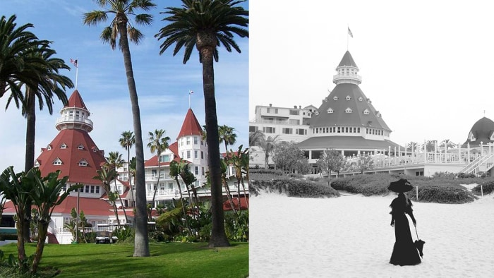 hotel del coronado and haunted hotels Hotel del coronado, california: see 552 candid photos, pros and cons, and a detailed expert hotel review of hotel del coronado find deals and compare rates rated 40 out of 50 pearls.