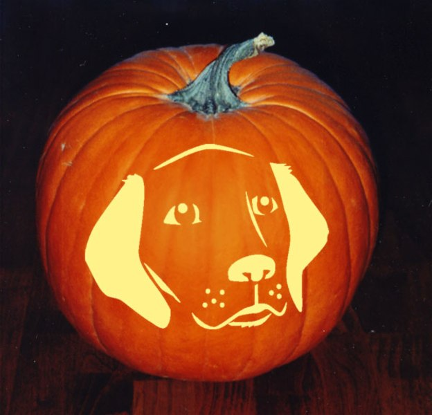 Have a today halloween with these pumpkin carving stencils for Big pumpkin carving patterns