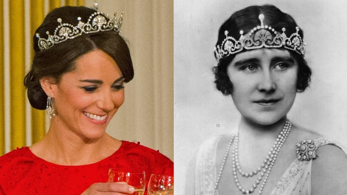 tiaras and crowns a look at the headpieces of the british