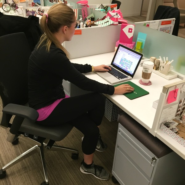 Leggings And Workout Clothes At The Office: OK Or Not OK