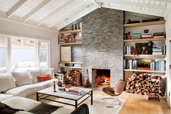 Ellen degeneres gives tour of horse ranch in 39 home 39 book for Ellen brotman interior designs