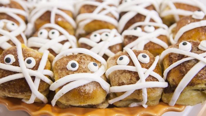Donatella Arpaia shares her homemade halloween recipes