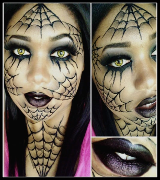 Last-minute Halloween Makeup Ideas You Can Create On A Budget - TODAY.com