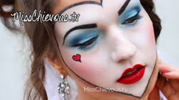 Last-minute Halloween makeup ideas you can create on a budget ...