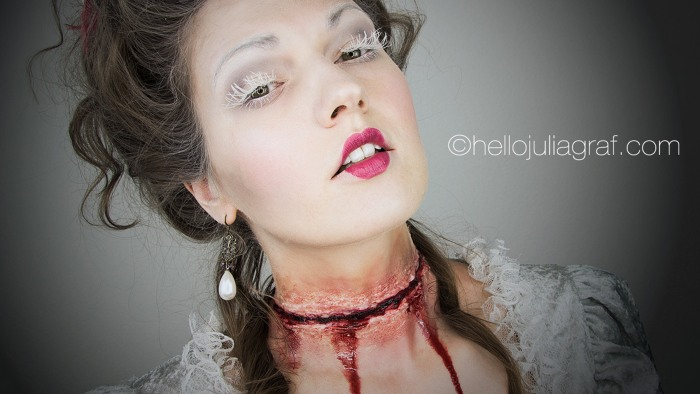 Last-minute Halloween makeup ideas you can actually ...