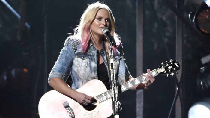 Miranda Lambert on winning CMA award: 'I needed a bright ...
