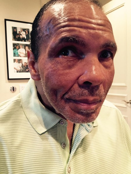With Muhammad Ali, the No-Shave November challenge truly was the greatest - TODAY.com