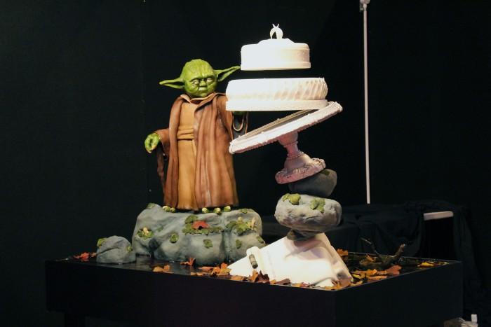 How To Make Yoda Cake Pop