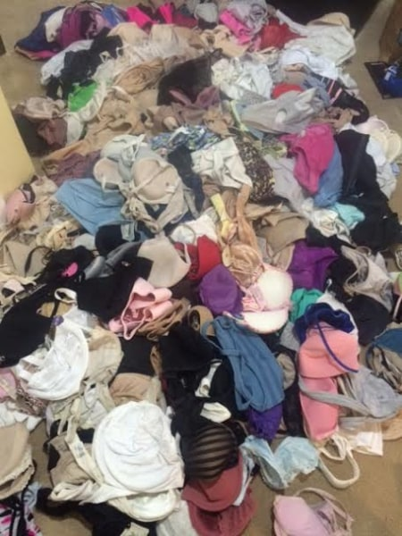 woman leads push to get bras and feminine products to