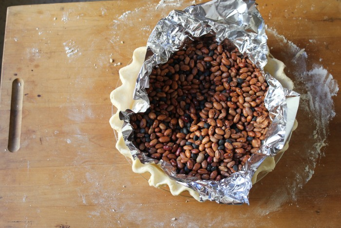 Chocolate Pecan Pie: Step 5