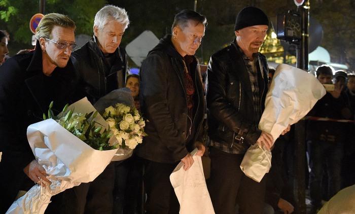 Артисты приостанавливают европейские турне из-за терактов в Париже
