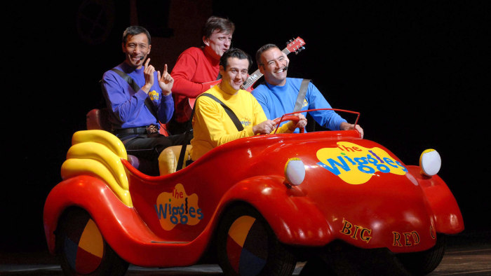 the original wiggles will reunite for 2016 benefit