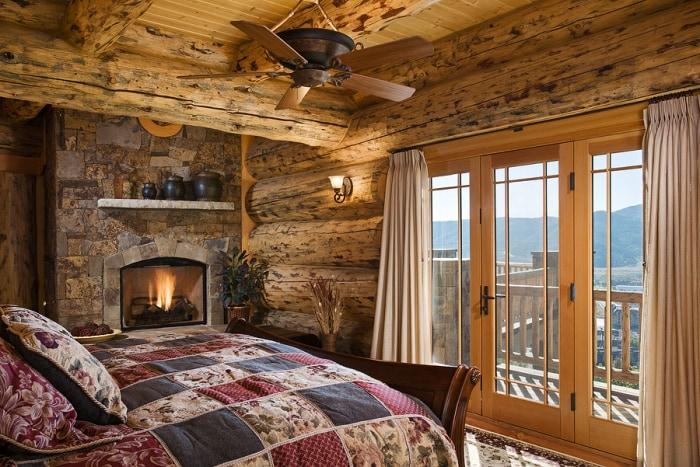 Peek Inside This Just Listed Rustic Colorado Ski Lodge