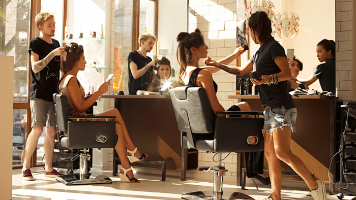 Hair Style Software: Hair Salon Announces 'quiet Chair' For Clients Who Don't