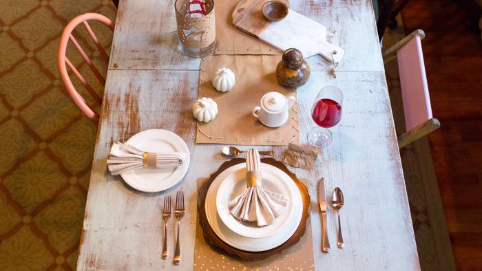 Diy Christmas Decorations Table Decor You Can Make Using