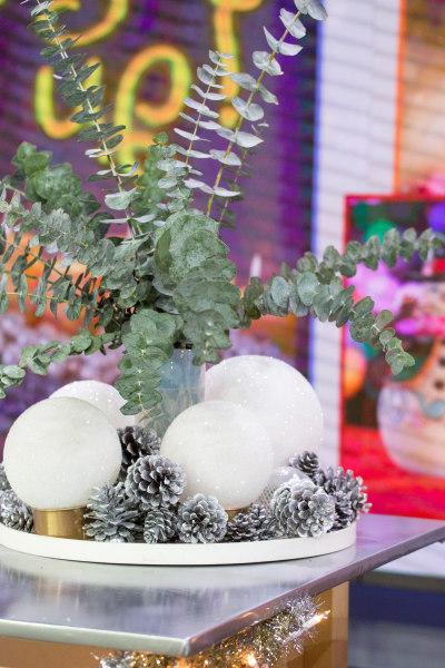 Martha Stewart Shares Holiday Diys On Today Show