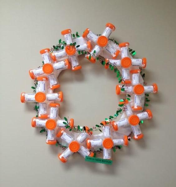 Unique Christmas decorations bring joy to hospitals, patients ...