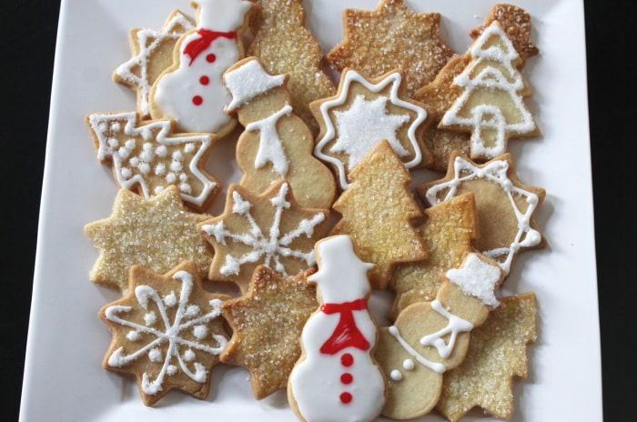 How To Decorate Sugar Cookies For Christmas