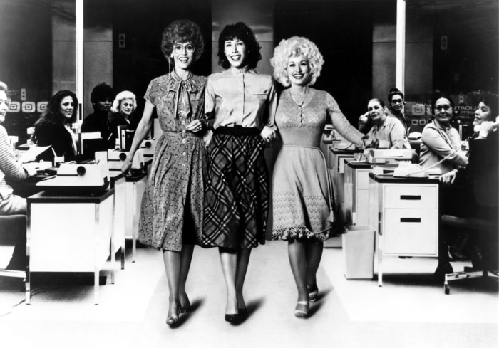 '9 to 5' turns 35: See film's stars chat with TODAY in 1980 - TODAY.com