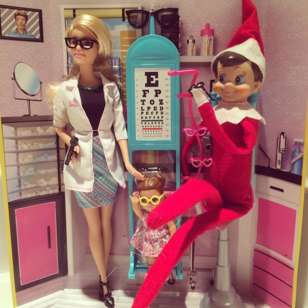 Elf On The Shelf Turns 12 A Secret History Of Santas Scout