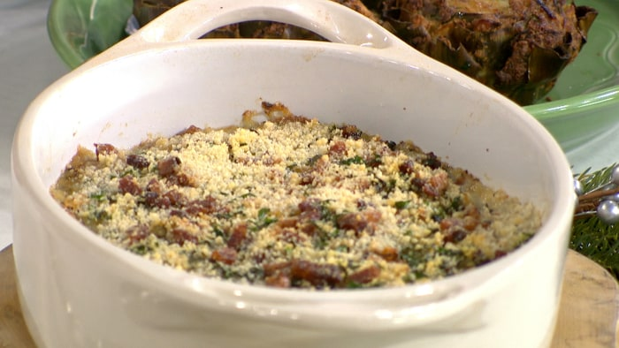 Casserole recipes that are the perfect easy dinner for Feast of the seven fishes giada