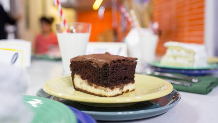 Valerie Bertinelli Sicilian Love Cake Recipe