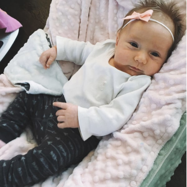 Kristin Cavallari Shares First Photo Of Adorable Daughter