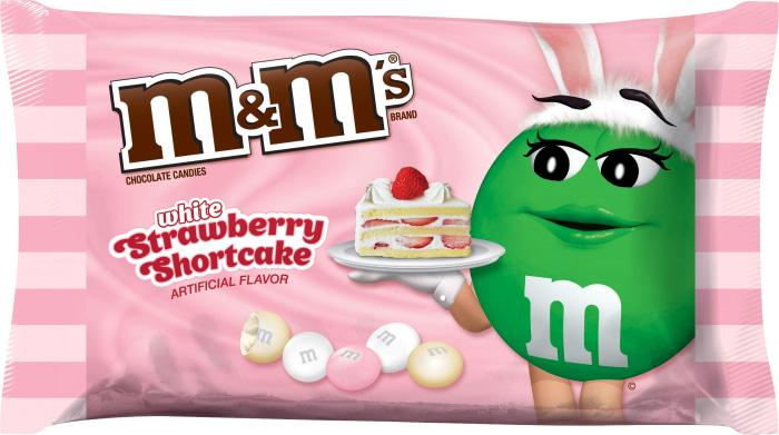 Strawberry Milk Chocolate M Amp