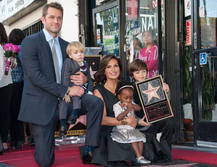 Happy birthday, Mariska Hargitay! 5 times the 'Law & Order ...