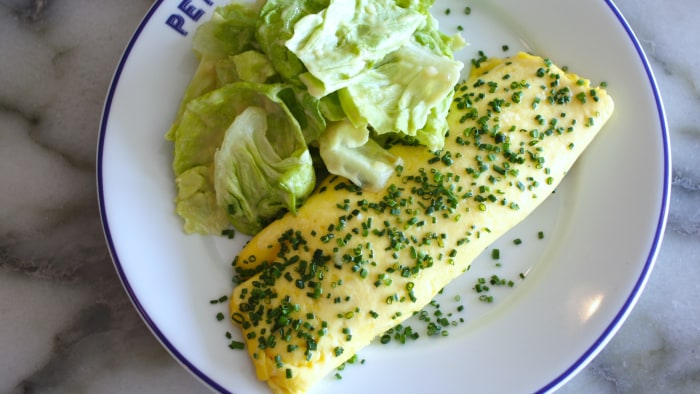 Chef Ludo Lefebvre's easy French omelette recipe