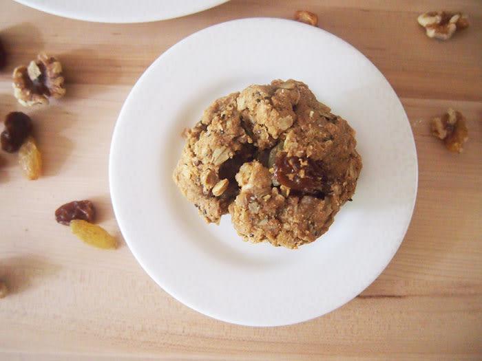 Apple peanut butter breakfast cookies by TODAY Food Club member Laura ...