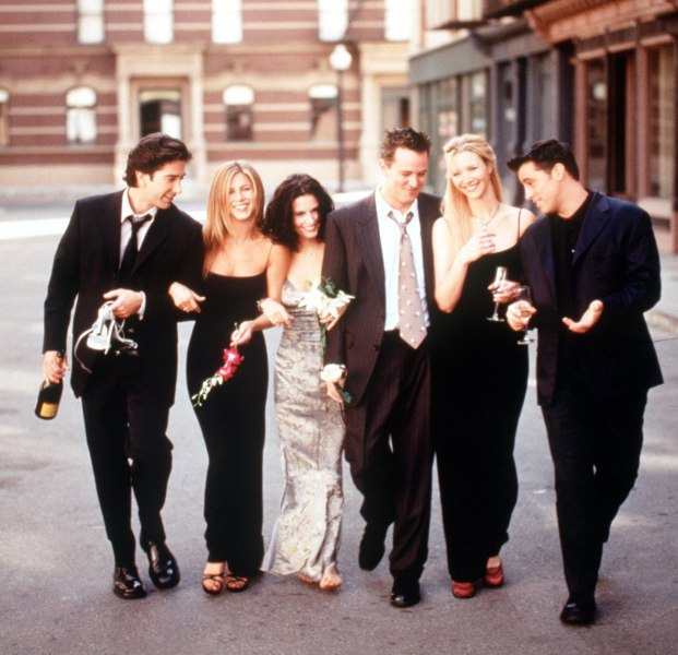 Matthew Perry has recurring nightmare about failed Friends reboot