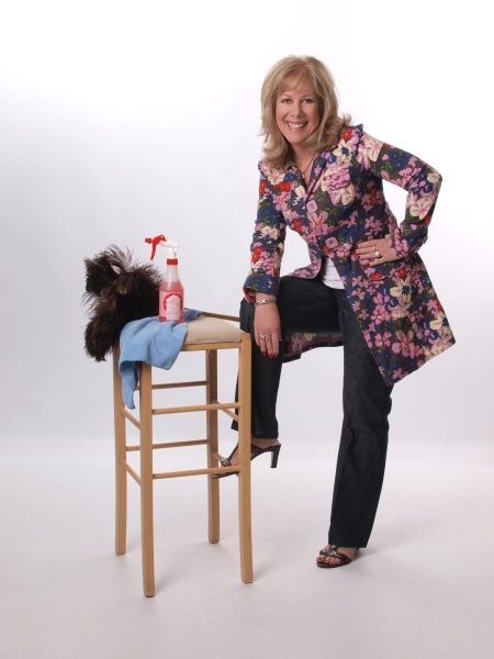 Debbie Sardone, Cleaning for a Reason founder