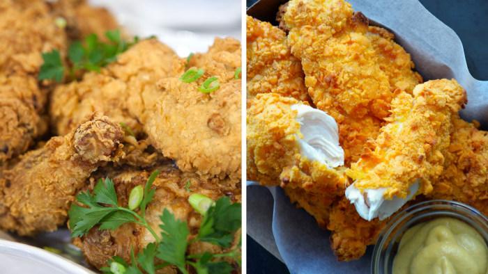 Chicken trade options