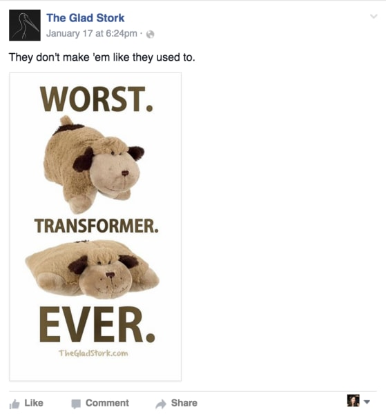11 funniest parenting posts on Facebook this week Gladstork_cedec6f71b3abe95d0d719d825d6a57d.today-inline-large